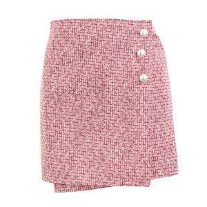 Storets Tweed Mini Skirt
